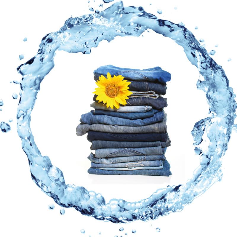 Textil-Waschsystem